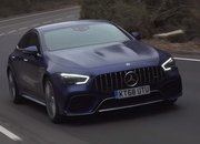 The 2020 Mercedes-AMG GT63 S Goes Head-to-Head With The Electrified 2019 Porsche Panamera Turbo S - image 833450