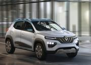 The 2020 Renault K-ZE EV Showed up in Shanghai Ready for Production - image 836051