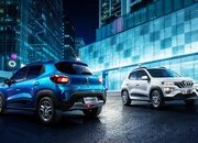 The 2020 Renault K-ZE EV Showed up in Shanghai Ready for Production - image 835854
