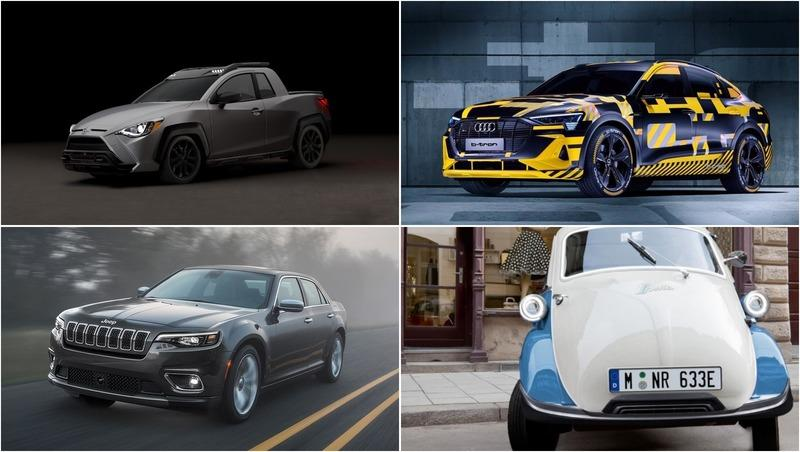 The Automotive Industry's Best April Fools Jokes of 2019