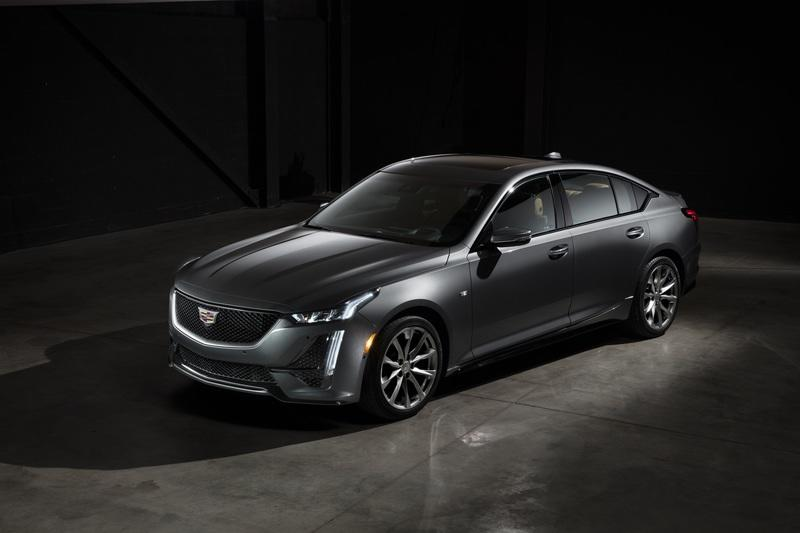 Cadillac Details The 2020 CT5 During its Debut at the New York Auto Show