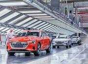 The 2020 Audi E-Tron Comes From a CO2 Neutral Production Plant in Brussels - image 834156
