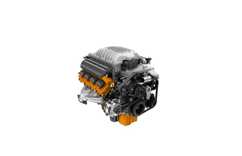 Old Dodge Trucks >> The Hellcat Engine Will Fit In The 2020 Jeep Gladiator And ...
