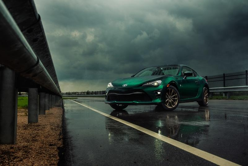 Wallpaper of the Day: 2019 Toyota 86 Limited Hakone Edition