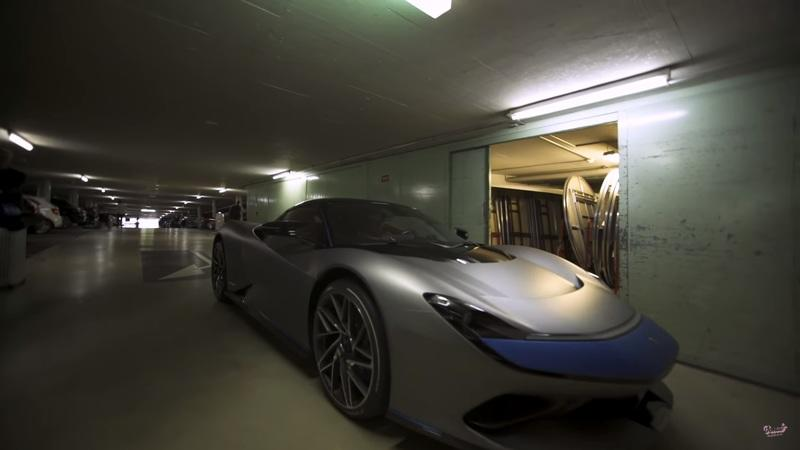 Video: Donut Media Takes a Big Bite Out of the Pininfarina Battista - image 834253