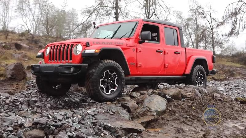 Video Reviews: The 2019 Jeep Gladiator Tested and Rated