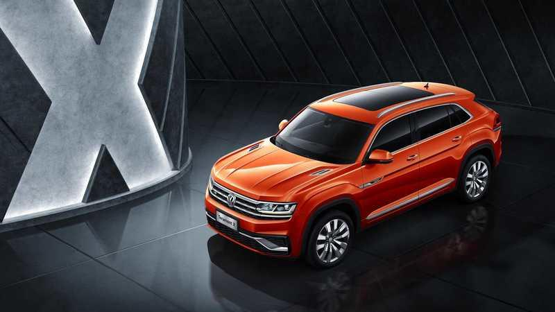 Volkswagen Teramont X is The World's Version of Our Atlas Five-Seater - image 835518