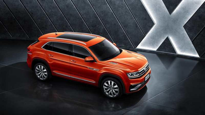 Volkswagen Teramont X is The World's Version of Our Atlas Five-Seater - image 835520