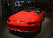 Want One of the 1,948 Examples of the 2019 Porsche 911 Speedster? It'll Cost You $275,000 - image 836633