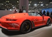 Want One of the 1,948 Examples of the 2019 Porsche 911 Speedster? It'll Cost You $275,000 - image 836632
