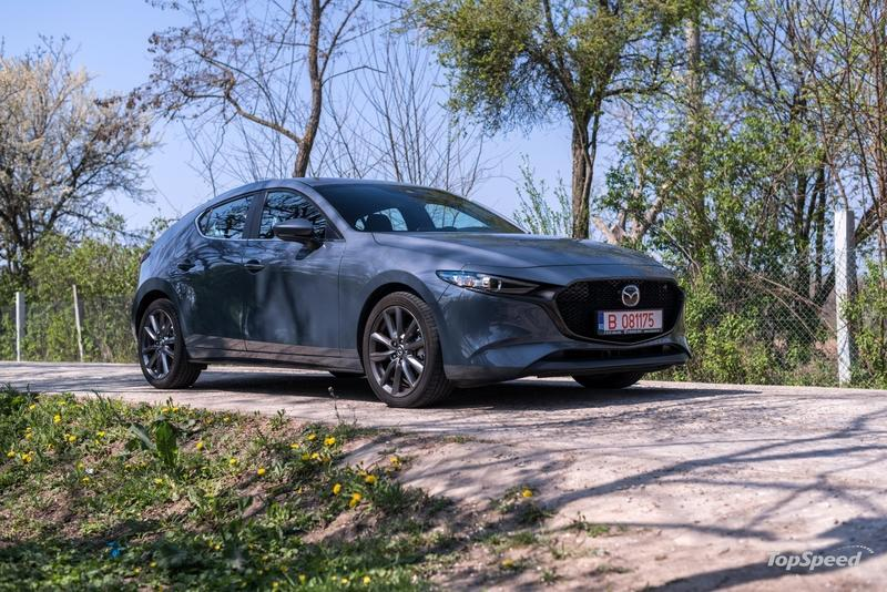 Video: We Spent Some Time with the Forbidden 2019 Mazda 3 Hatchback Diesel and it was Amazing