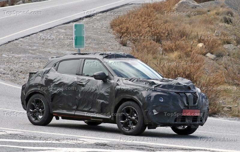 What Do We Know About The 2020 Nissan Juke Top Speed