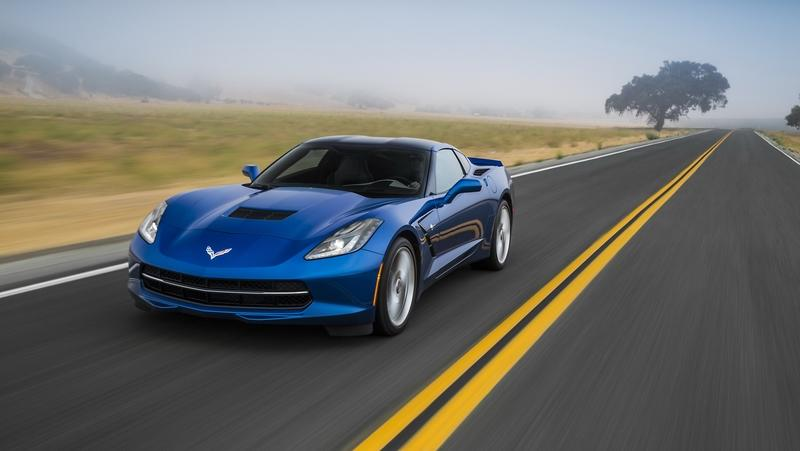 With the Mid-Engined 2020 C8 Corvette Set to Debut, Chevy Will Auction Off the Very Last C7 Corvette