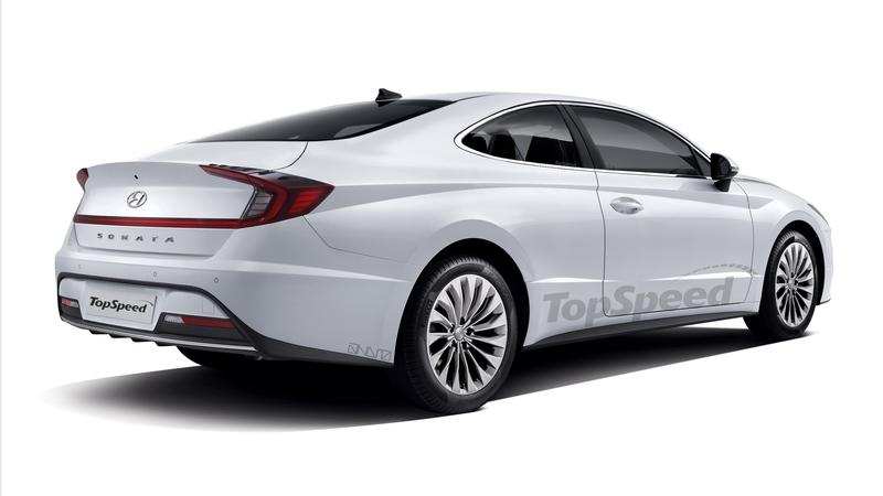 Would The Striking New 2020 Hyundai Sonata Look Better As