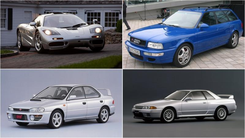 10 Cars You Can Now Legally Import in 2019