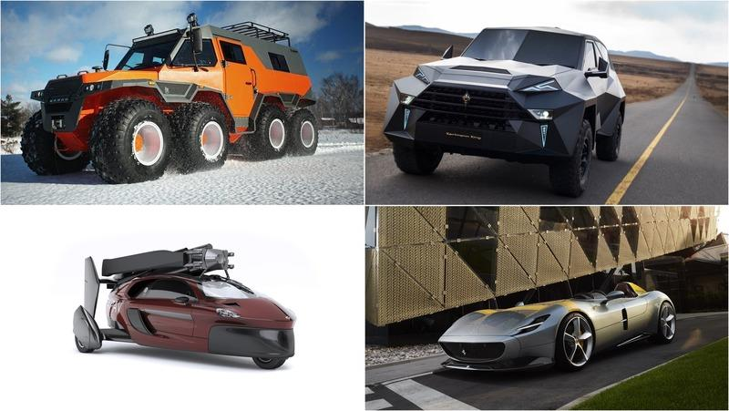 10 Crazy Cars You Can Buy Right Now