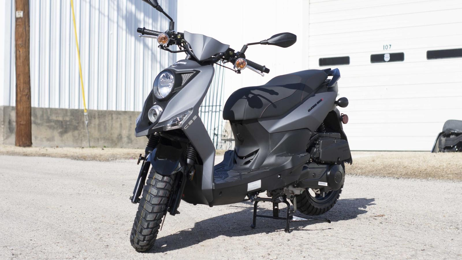 2018 Lance Cabo 200i | Top Speed