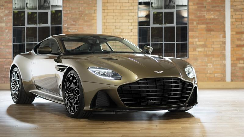 2019 Aston Martin DBS Superleggera On Her Majesty's Secret Service Edition