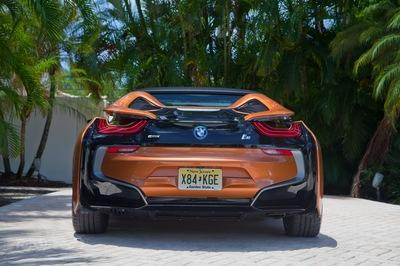 2019 Bmw I8 Roadster Driven Top Speed