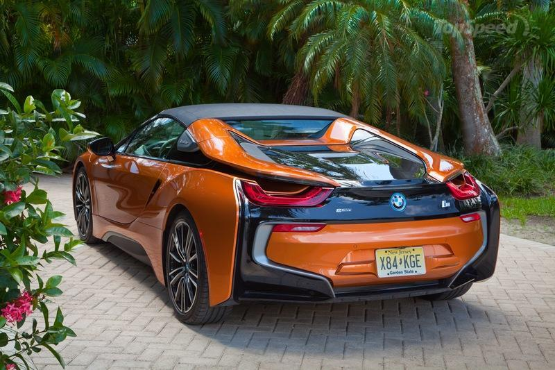 2019 BMW i8 Roadster Driven - image 841032