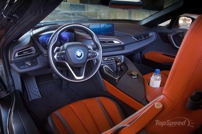 BMW I8 Top Speed >> 2019 Bmw I8 Roadster Driven Top Speed