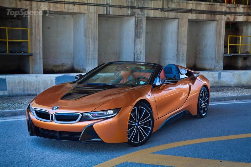 2019 BMW i8 Roadster Driven - image 840986