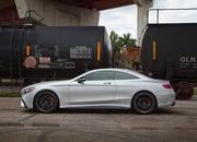 2019 Mercedes-AMG S 63 Coupe - Driven - image 841311