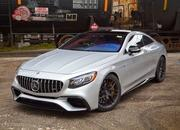 2019 Mercedes-AMG S 63 Coupe - Driven - image 841313