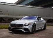 2019 Mercedes-AMG S 63 Coupe - Driven - image 841207