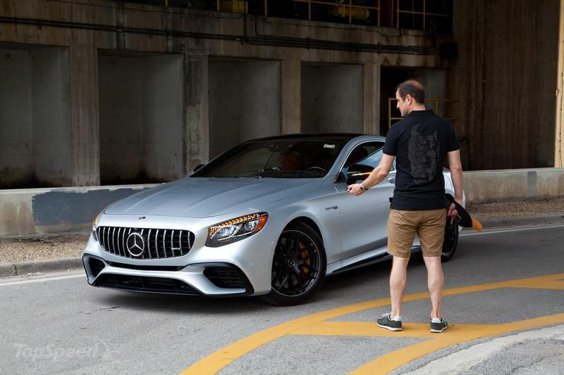 2019 Mercedes-AMG S 63 Coupe - Driven