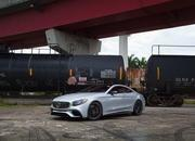 2019 Mercedes-AMG S 63 Coupe - Driven - image 841294