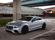 2019 Mercedes-AMG S 63 Coupe - Driven - image 841206
