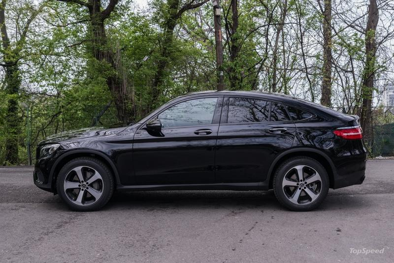 2019 Mercedes GLC Coupe 250d 4Matic - driven - image 838500