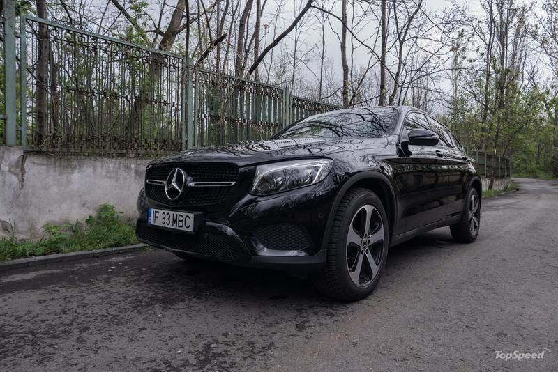 2019 Mercedes GLC Coupe 250d 4Matic - driven - image 838503