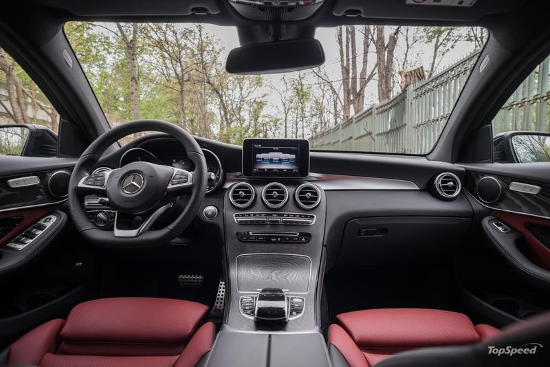2019 Mercedes GLC Coupe 250d 4Matic - driven - image 838510