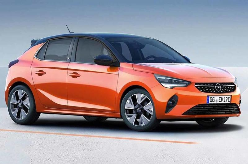 2019 Opel Corsa photos leak; here's what we know so far