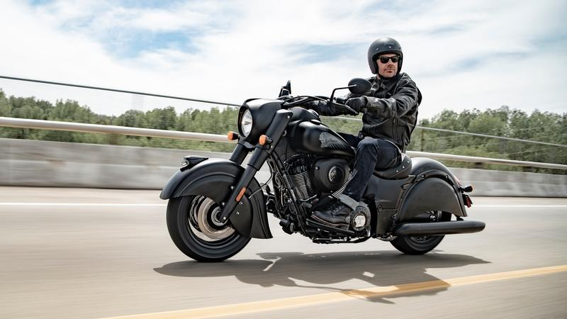 2016 - 2019 Indian Chief Dark Horse