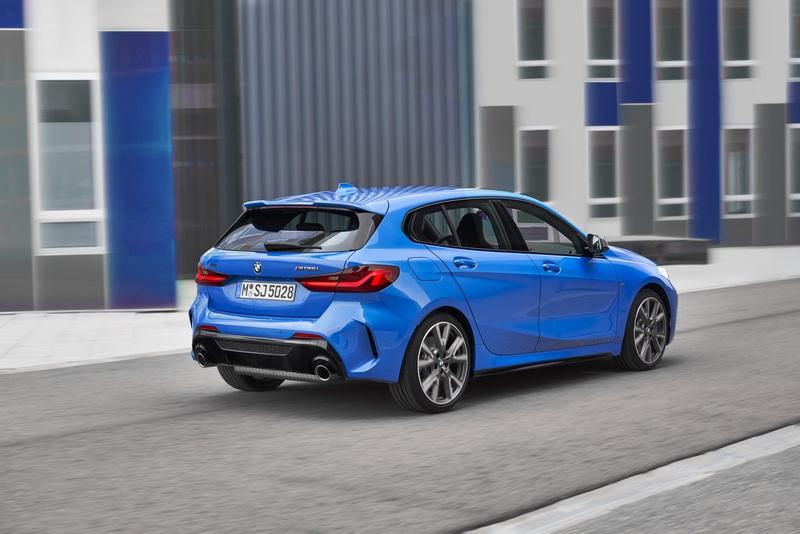 2020 BMW M135i vs 2020 Mercedes-AMG A35 - image 841376