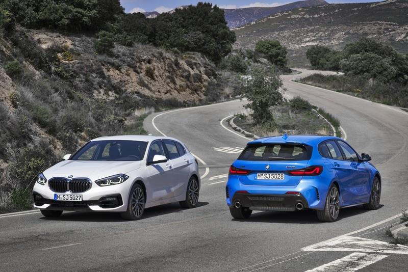 2020 BMW 1 Series vs 2020 Audi A3