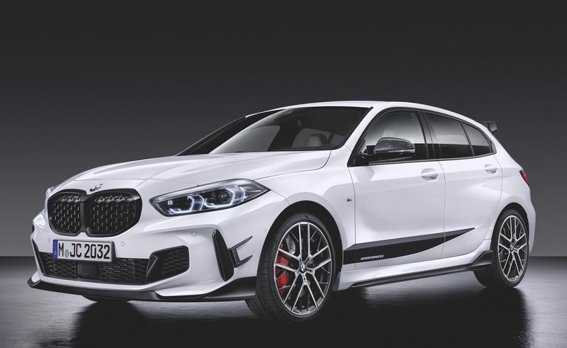 2020 BMW 1 Series with M Performance Parts