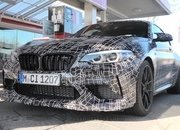 2020 BMW M2 CS Spotted Up Close and Personal at the 'Ring - image 837981