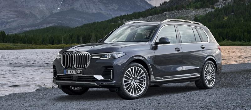 bmw x7 photos   pictures  pics   wallpapers