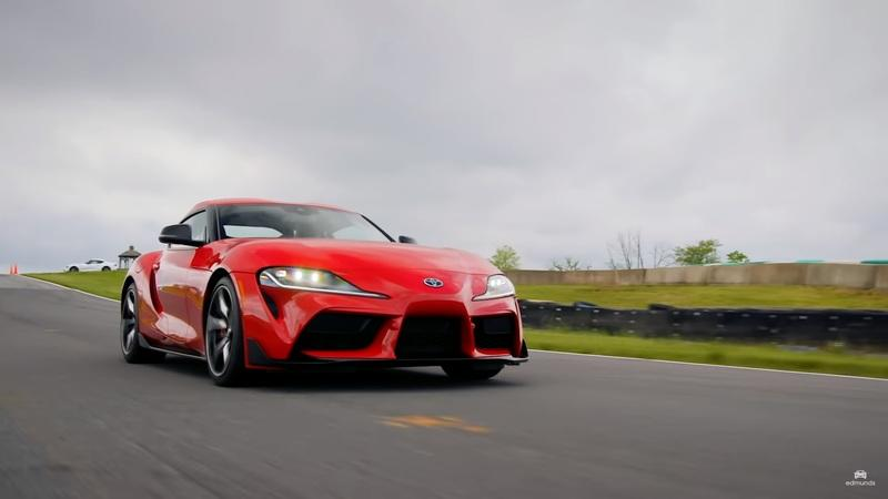 2020 Toyota Supra first drive review roundup