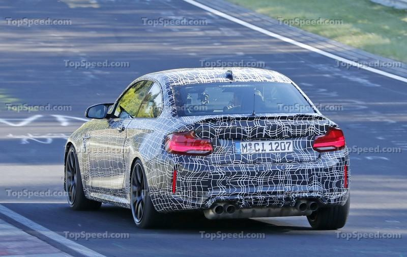 2021 BMW M2 CS/CSL - image 840462