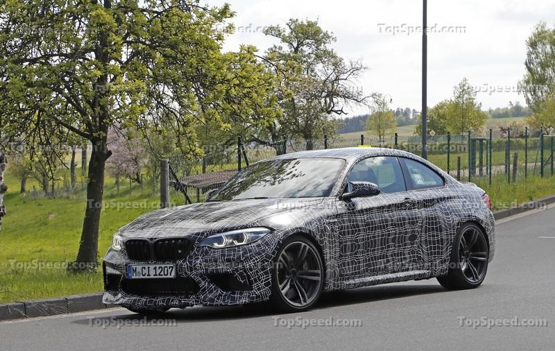2021 BMW M2 CS/CSL - image 840466