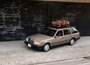 Arrows' Mercedes-Benz W124 Station Wagons Are Begging for a Road Trip - image 838810