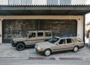 Arrows' Mercedes-Benz W124 Station Wagons Are Begging for a Road Trip - image 838813
