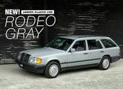 Arrows' Mercedes-Benz W124 Station Wagons Are Begging for a Road Trip - image 838809