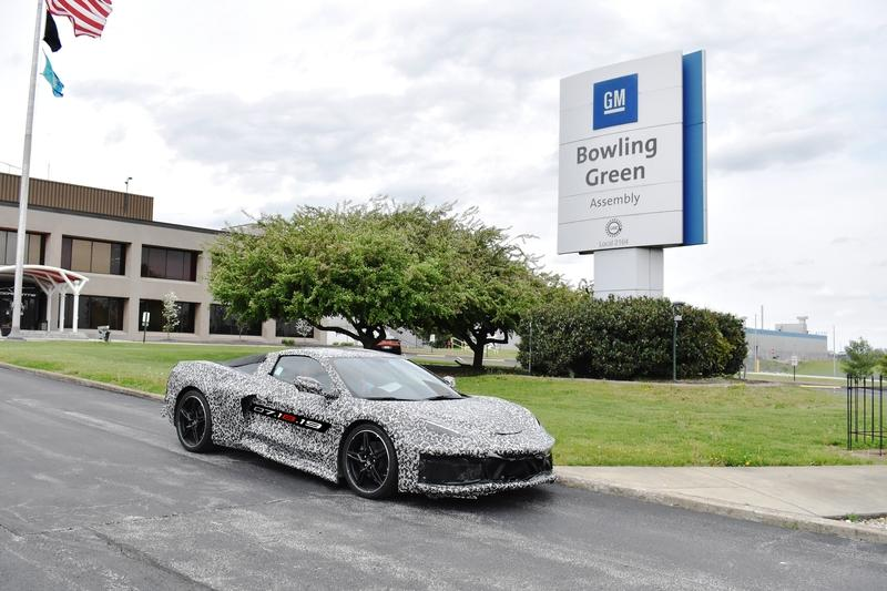What Does GM's Bowling Green Plant Need to Build the New C8 Corvette?