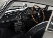 Aston Martin DB5 Continuation Car Gadgets Shown On Video - image 840177